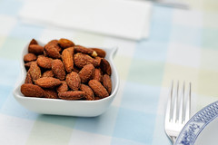 almonds with wasabi (Gail at Large | Image Legacy) Tags: 2019 easter maia motherinlawrestaurante porto portugal almoço gailatlargecom lunch