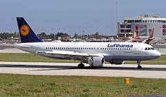 D-AIPT LMML 18-04-2019 Lufthansa Airbus A320-211 CN 117 (Burmarrad (Mark) Camenzuli Thank you for the 20.9) Tags: daipt lmml 18042019 lufthansa airbus a320211 cn 117