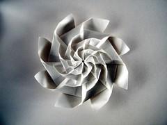 Whirl (3 levels) - Meenakshi Mukerji (Rui.Roda) Tags: origami papiroflexia papierfalten whirl 2 two three levels meenakshi mukerji