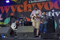 134-20180602_14th Wychwood Music Festival-Cheltenham-Gloucestershire-Main Stage-Harpers Ferry-L-R drums. guitar 2, bass guitar (Nick Kaye) Tags: wychwood music festival cheltenham gloucestershire england
