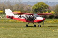 G-BUWK Rans S6 Coyote II (amisbk196) Tags: airfield aircraft headcorn amis flickr 2019 unitedkingdom kent uk lashenden gbuwk rans s6 coyote ii