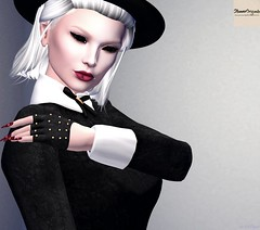 Stunner; Monday Feels (Nani Xue) Tags: catwa makeup applier secondlife fashion maitreya foxcity