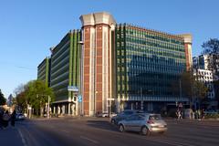 BUNDESWETTBEWERBSBEHÖRDE (artofthemystic) Tags: vienna danubecanal austria building architecture