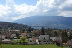 Lake Annecy @ Menthon-Saint-Bermard @ Hike to Château de Menthon-Saint-Bernard, Rochers des Moillats & Ermitage de Saint-Germain (*_*) Tags: april afternoon spring printemps 2019 sunny europe france hautesavoie 74 annecy savoie hiking walk marche nature randonnee mountain montagne menthonsaintbernard lake lac trail