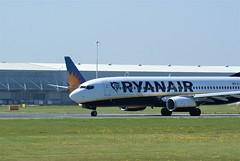 DSC03908 (richellis1978) Tags: ema east midlands airport airliner aeropark airplane aeroplane boeing 737 ryanair 800 737800 eifti