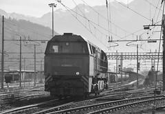 domo II set 82 #2 (train_spotting) Tags: beuracardezza domoii dbcargoitaliasrl nordcargo lenord ferrovienordmilano g2000037inc vossloh mak mak20002bb g2000 nikond7100