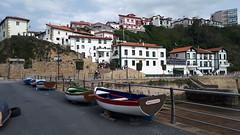 Puerto Viejo de Algorta (eitb.eus) Tags: eitbcom 37333 g1 tiemponaturaleza tiempon2019 costa bizkaia getxo mªdelcarmensánchez
