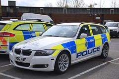 PO12 NAE (S11 AUN) Tags: merseyside police bmw 330d estate touring anpr traffic car roads policing unit rpu motor patrols nwmpg northwestmotorwaypolicegroup 999 emergency vehicle po12nae