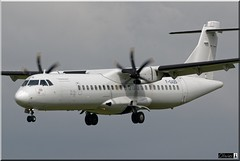 ATR 72-500, HOP!, F-GVZS (OlivierBo35) Tags: spotting spotter rennes rns lfrn atr hop atr72