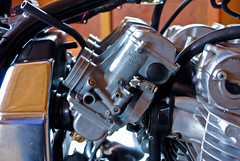 GS1000CarbInstall4 (soates50) Tags: 2009 gs1000 suzuki motorcycles