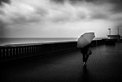 (christiandumont) Tags: monochrome streephotography streetphoto streetlife street blackandwhite blackwhite bw nb noiretblanc rue pluie rain x100f fujifilm cabourg