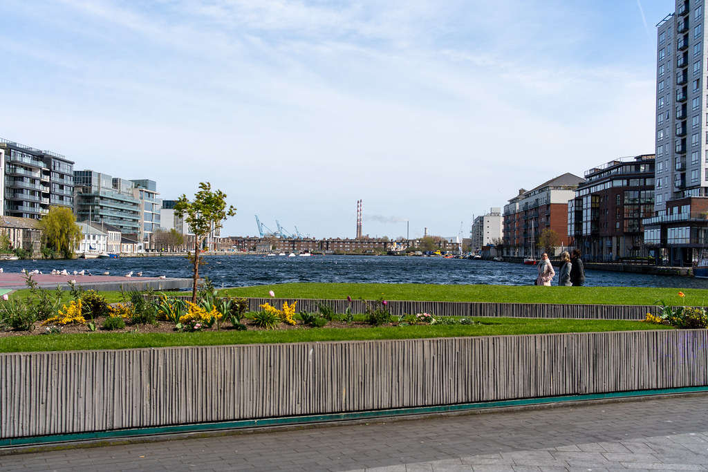GRAND CANAL SQUARE AND NEARBY [DUBLIN DOCKLANDS]-151602