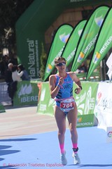 Alba subcampeona España duatlón junior soria 10