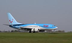 Boeing 737-7K5 , TUI fly Belgium, provenance Marrakesh, OO-JOS (fa5962) Tags: avions hautsdefrance nord lesquin aéroport aéroportlesquin aéroportlillelesquin aéroportlille lfqq tui tuifly 7377k5 737 boeing boeing737 boeing7377k5 frédéricadant adant eos760d canon