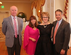 Vance Kershner Regina Dodds Anne Love and Vaughn Hardin