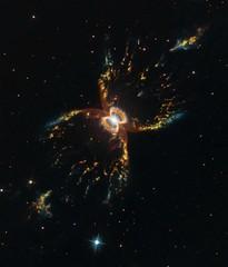 Southern Crab Nebula (kennethtompkins167) Tags: hen2104