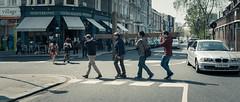 Christian Abbey Road (Sean Batten) Tags: london england uk europe portobellomarket streetphotography street fuji x100f fujifilm unitedkingdom city urban cross