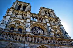 Notre Dame (Rabadán Fotho) Tags: paris catedral notre dame