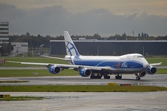 AirBridge Cargo VQ-BRJ Boeing 747-8HVF cn/37670-1482 @ EHAM / AMS 09-09-2017 (Nabil Molinari Photography) Tags: airbridge cargo vqbrj boeing 7478hvf cn376701482 eham ams 09092017