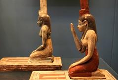 Isis & Nefthys (dese) Tags: goddesses goddess woman women girl girls gudinner gudinne isis nefthys nephthys ptolemaicperiod ptolemaic egypt britishmuseum museum april5 2019 april52019 april europa england storbritannia uk europe