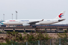 CHINA EASTERN A330-343 B-1073 004 (A.S. Kevin N.V.M.M. Chung) Tags: aviation aircraft aeroplane airport airlines plane spotting macauinternationalairport mfm chinaeastern