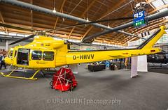 Bell 412HP (D-HHVV) (murliCH) Tags: aero2019 friedrichshafen helicopter