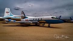 The First Air Force One for Pres. Reagan (Jeffrey Balfus (thx for 5.5M views)) Tags: pimaair tucson az us sonya7iii ilce7m3 fe24240mmf3563oss sel24240 militaryjets militaryaircraft