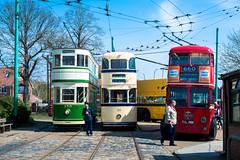 1 (somedaysooned) Tags: eastanglia england uk transport bus tilleybus tram museum vintage old classic
