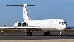 Ilyushin Il-62MGr EW-450TR Rada Airlines (William Musculus) Tags: ew450tr rada airlines ilyushin il62mgr paris vatry lfok xcr airport spotting aviation william musculus plane airplane il62 il62m châlons châlonsvatry