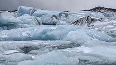 Holy ice (David Feuerhelm) Tags: ice blue frozen nikkor texture water iceland jökulsárlón landscape nikon d750 2470mmf28 nature cold