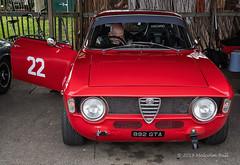 Giulia Sprint GT - Spring Sprint (08) (Malcolm Bull) Tags: include alfa romeo bertone coupe goodwood grrc spring sprint 20190422monday0008edited1web