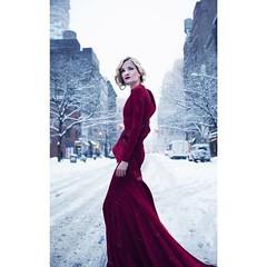 "@olgafedorovna by #RaulRosillo ""The Aire Experience""... (Raúl Rosillo) Tags: aire newyork raulrosillo 2015 nyc film"