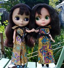 Medieval moods. (Athanassia) Tags: pop doll vintage kenner blythe 1972 adg ashton drake galleries