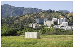La Canada_0734 (Thomas Willard) Tags: lacanada california shipping container