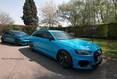 Audi RS4 & BMW M2 ({House} Photography) Tags: goodwood spring sprint 2019 motor circuit race motorsport sport cars automotive housephotography timothyhouse canon 70d audi rs4 bmw m2 german