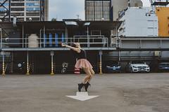 Dance (Aldo VC) Tags: select ballet dancer dancing street woman urban