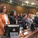 HOMENAJE A FUNCIONARIOS POR SUAPORTE LABORAL EN LA ASAMBLEA NACIONAL, QUITO 22 ABRIL 2019.