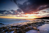 Salt Ponds (Tristan Rayner) Tags: hawaii kauai beach sunset colours color rocks pools waves coast sand tropical weather