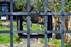 Nothing left (mikael_on_flickr) Tags: nothingleft empty leer tom grater gitter ferrara coroercoleideste detail particolare jern iron