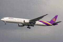 Thai Airways International (maidensphotography) Tags: airline airport airways airbus airlines aircraft aviation airliners canon camera cute dslr flicker flickr suvarnabhumiairport bangkok thailand planespotter planespotting