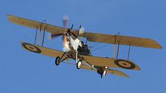 B.E.2c (Bernie Condon) Tags: royalaircraftfactory be2 rfc royalflyingcorps royalairforce raf military warplane ww1 lightbomber bomber nightfighter fighter reconnaissance biplane