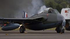 Venom (Bernie Condon) Tags: venom dehavilland fighter bomber military warplane jet vintage preserved coldwar