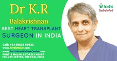 Dr KR Balarkishnan is the best heart transplantation surgeon in India (realpriya55) Tags: best heart transplant india hospital