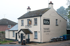 The Sandrock Wrecclesham Surrey UK (davidseall) Tags: the sandrock pub pubs inn tavern bar public house houses wrecclesham surrey uk gb british english gbg gbg2016