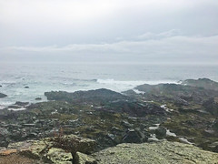 The Atlantic Ocean in all its glory (Brian️) Tags: atlanticocean seacoast maine marginalway