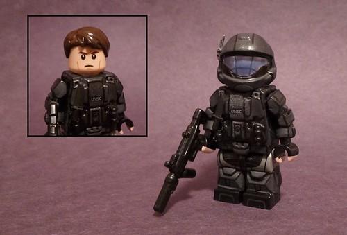 Flickriver: Lego Halo Minifigures pool