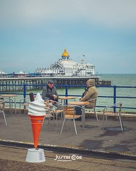 An old couple enjoying there ice creams on a sunny cold windy April at Eastbourne pier. · · · · · #eastbourneseafront #eastbournetattoos #eastbournelifestyle #seasidelovers #brighton #eastbournetattoo #sunset #seasideliving #travel #traveler #seasidetown (justin.photo.coe) Tags: ifttt instagram an old couple enjoying there ice creams sunny cold windy april eastbourne pier · eastbourneseafront eastbournetattoos eastbournelifestyle seasidelovers brighton eastbournetattoo sunset seasideliving travel traveler seasidetown brightontattoo ocean eastbournepier sea seasideoregon seasideheights seasidebeach tattoos beach higginsandcotattoo seaside eastbournetattooartist eastsussex eastbournebeach seasideview seasidelife