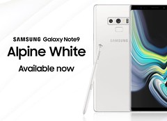 Samsung Galaxy Note9 (128GB) is now available in Alpine White (Read News) Tags: tech news 128gb alpine galaxy note9 samsung tecnology tegnology white