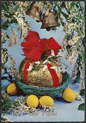 God Påske (National Library of Norway) Tags: nasjonalbiblioteket nationallibraryofnorway påskekort påske eastercards easter postkort postcards påskeegg egg