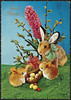 900/12. God Påske (National Library of Norway) Tags: nasjonalbiblioteket nationallibraryofnorway påskekort påske eastercards easter postkort postcards påskeharer påskeegg